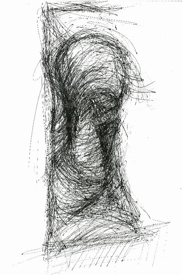 Kunst-Künstler-Bildhauer-Peter-Rappl-Entwurfszeichnung-01
