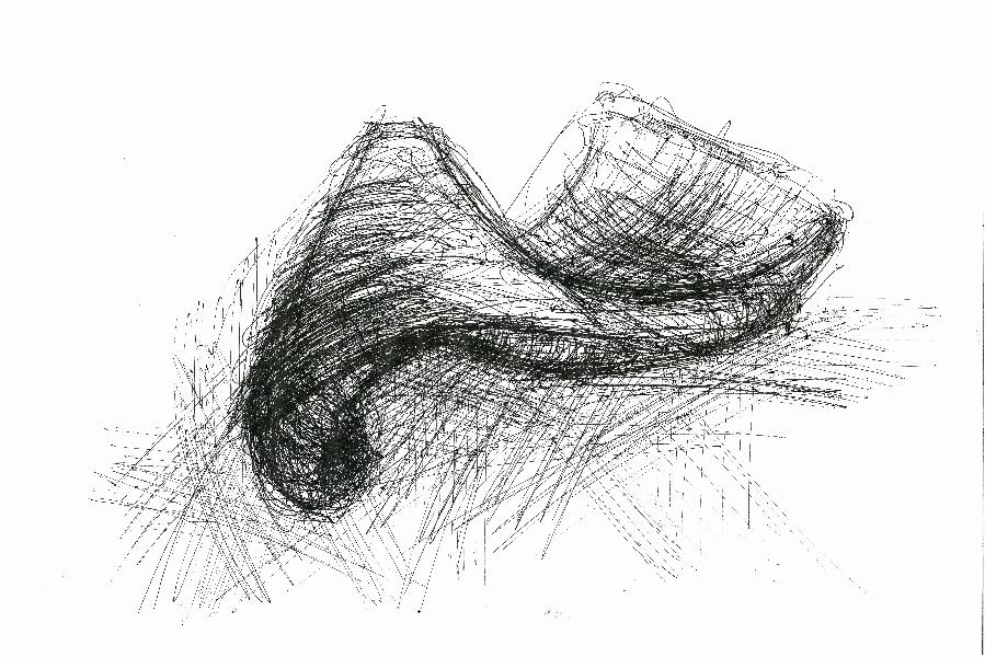 Kunst-Künstler-Bildhauer-Peter-Rappl-Entwurfszeichnung-05