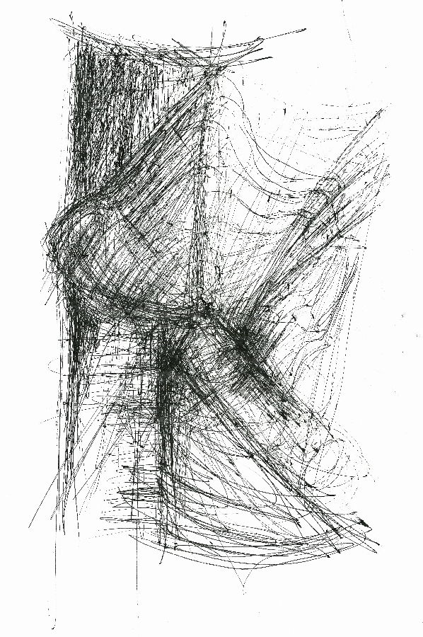 Kunst-Künstler-Bildhauer-Peter-Rappl-Entwurfszeichnung-06
