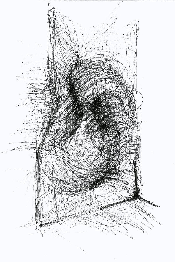 Kunst-Künstler-Bildhauer-Peter-Rappl-Entwurfszeichnung-07