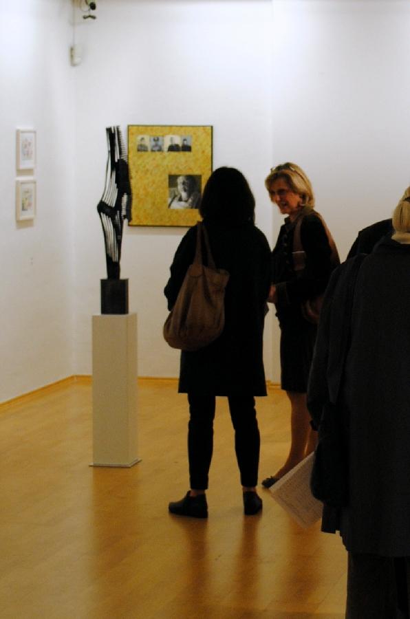 Kunst-Künstler-Bildhauer-Peter-Rappl-Jahresausstellung-Traunstein-2014-Eröffnung-04